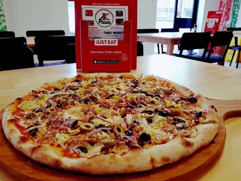 pizza takeaway midsomer norton